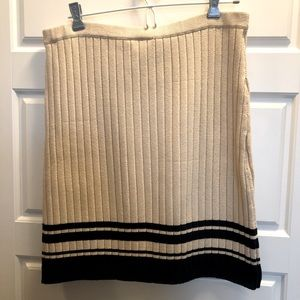 Tory Burch ribbed sweater skirt size M 12123306